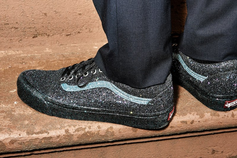 Opening Ceremony x Vans 全新聯名「Glitter 2 Pack」