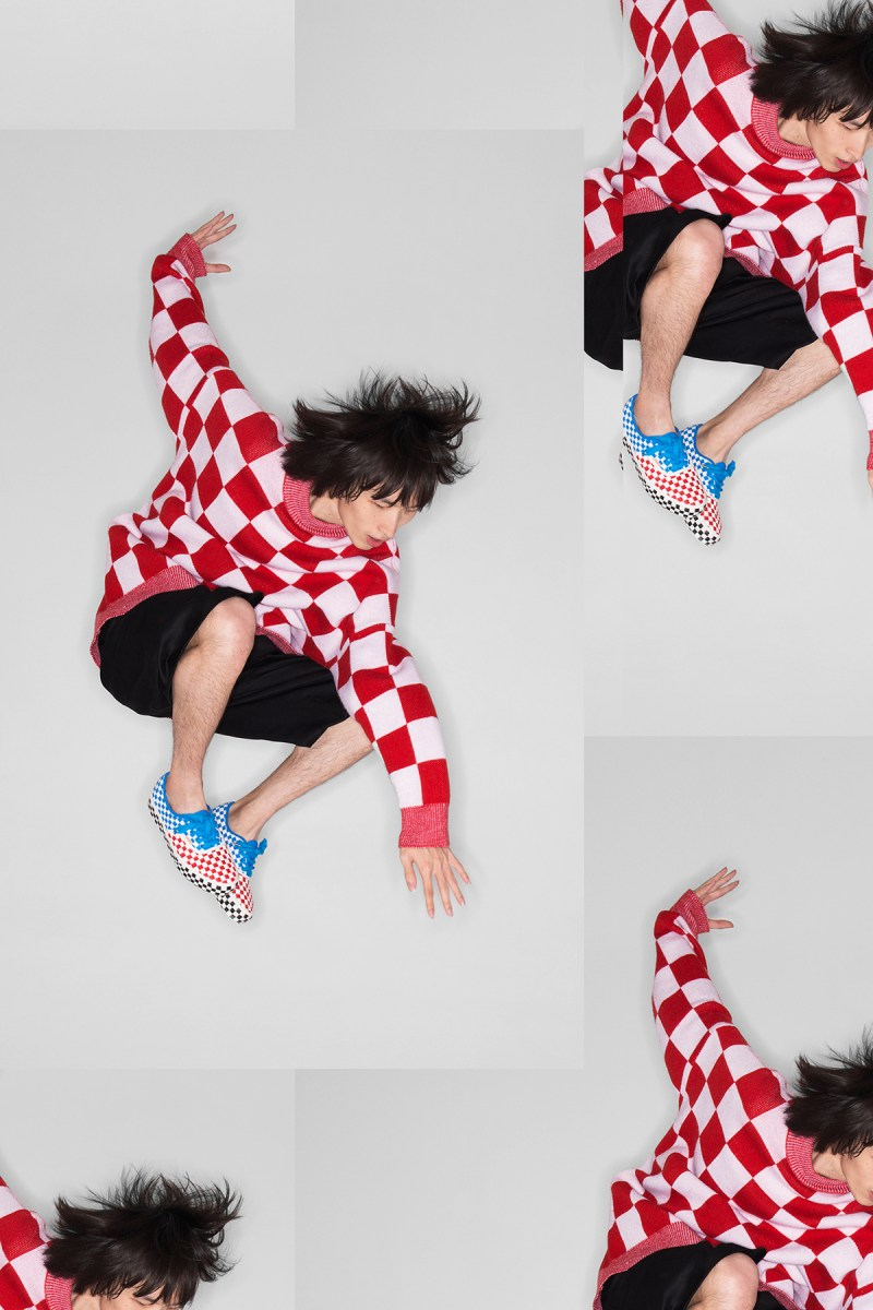 """Vans by Kiroic 2017 """"Year of the Rooster"""" Lookbook"""