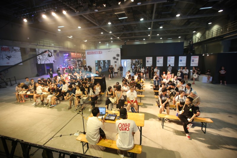 2016 House of Vans Shanghai Recap