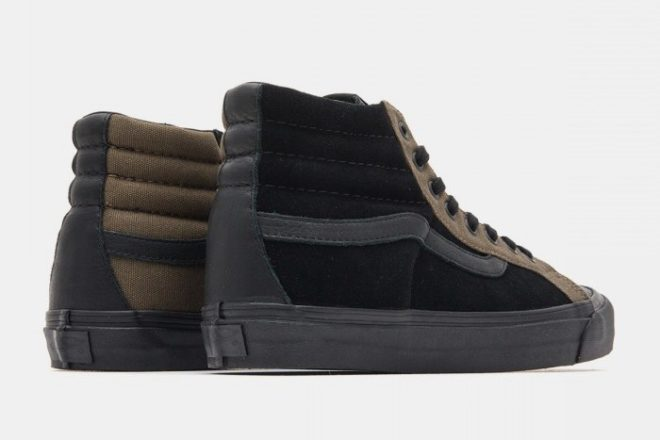Engineered Garments x Vans Vault 全新聯名 OG Sk8-Hi LX 系列