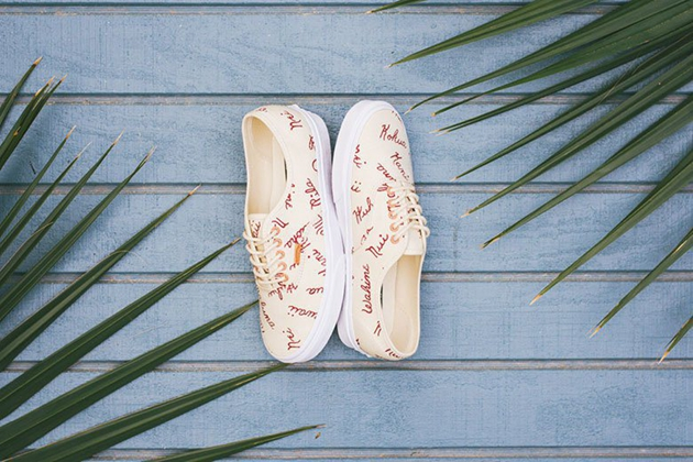 Vans California Authentic 全新配色設計