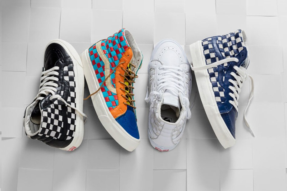 Vault by Vans 全新「Checkered Past」系列