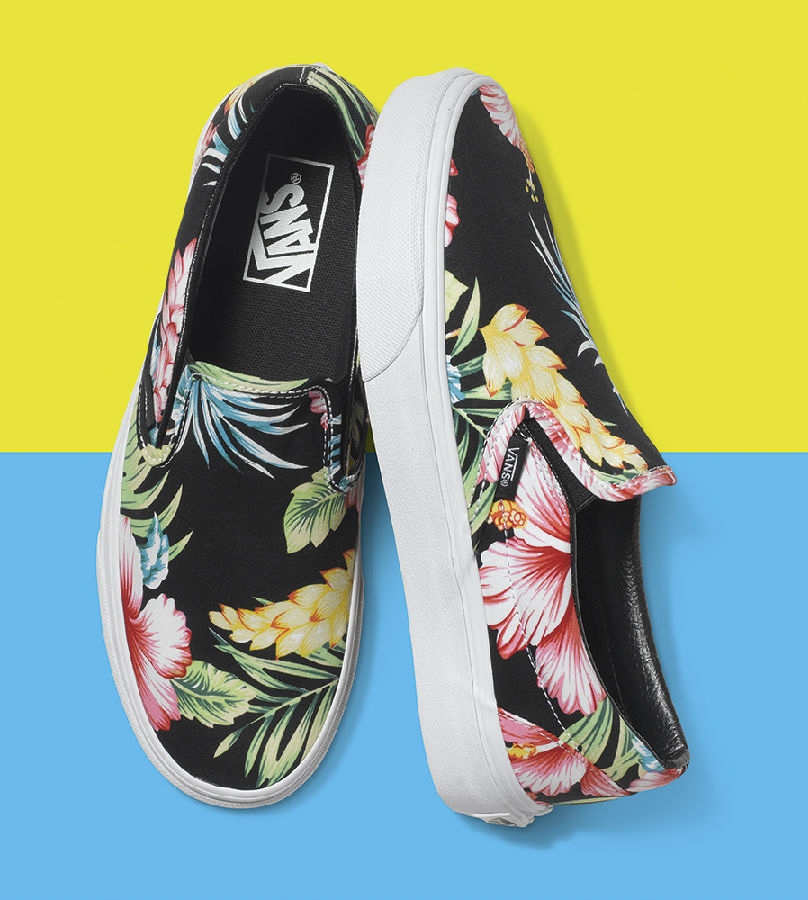 VANS Slip-On Collection 新款發佈