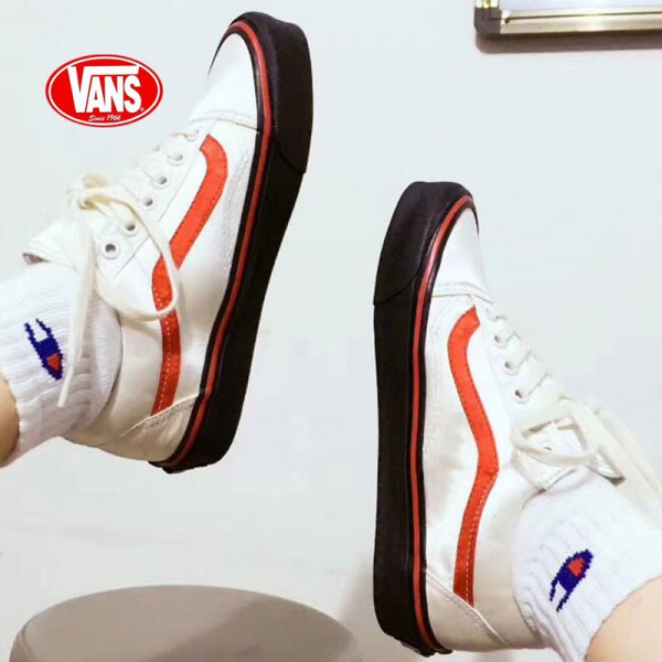 opening ceremony vans vault old skool 聯名 高階支線 絲綢鞋面